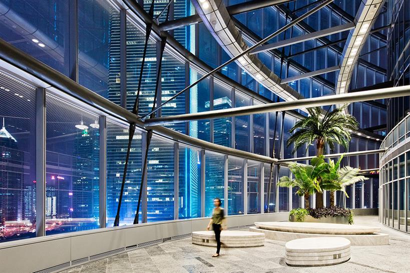 The Shanghai Tower - Connie Zhou