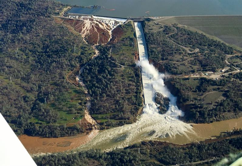 Oroville Dam - Cure Zone