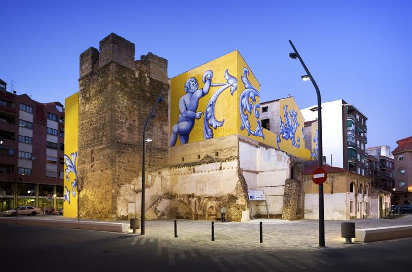 "<a href=""http://backstage.worldarchitecturenews.com/wanawards/project/san-miguel-square-refurbishment/"" target=""_blank"">San Miguel Square Refurbishment</a> by &copy; OOIIO Architecture"