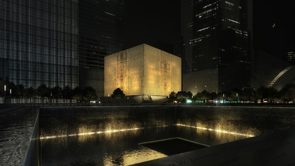 "<a href=""http://backstage.worldarchitecturenews.com/wanawards/project/ronald-o-perelman-performing-arts-center-at-the-world-trade-center/"" target=""_blank"">Performing Arts Center at the World Trade Center</a> by REX Architecture © LUXIGON"