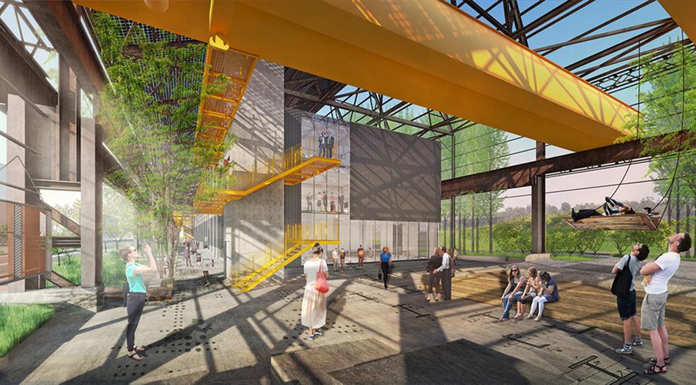 "<a href=""http://backstage.worldarchitecturenews.com/wanawards/project/almono-mill-19/"" target=""_blank"">Almono Mill 19</a> by © MSR Architects / TEN x TEN"