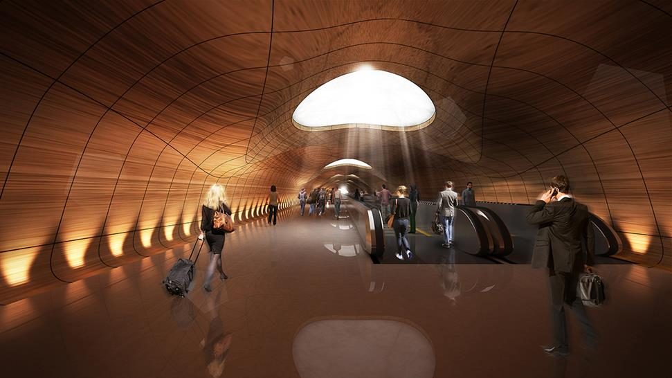 """<a href=""""http://backstage.worldarchitecturenews.com/wanawards/project/the-underwater-domes-of-istanbul/"""" target=""""_blank"""">THE UNDERWATER DOMES OF ISTANBUL</a> by © AECOM"""
