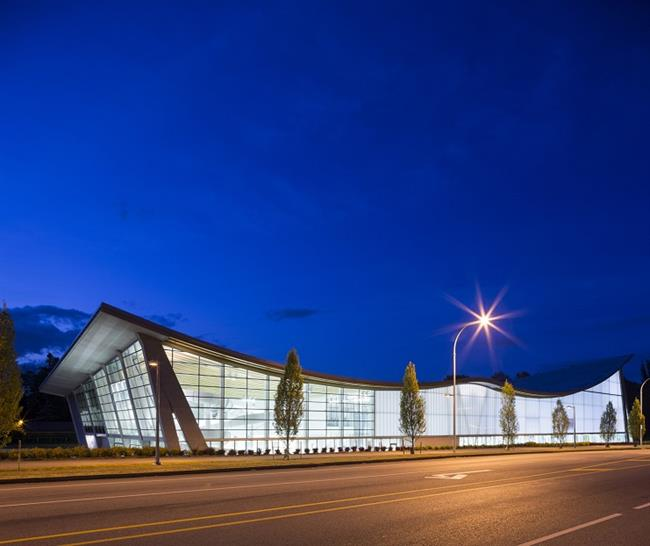 "<a href=""http://backstage.worldarchitecturenews.com/wanawards/project/grandview-heights-aquatic-centre-new/"" target=""_blank"">Grandview Heights Aquatic Centre</a> by HCMA Architecture + Design © Ema Peter Photography"