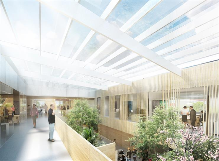 "<a href=""http://backstage.worldarchitecturenews.com/wanawards/project/danish-center-for-proton-therapy/"" target=""_blank"">DANISH CENTER FOR PROTON THERAPY</a> by © ?LINK ??arkitektur"