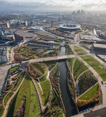 NLA  New London Architecture