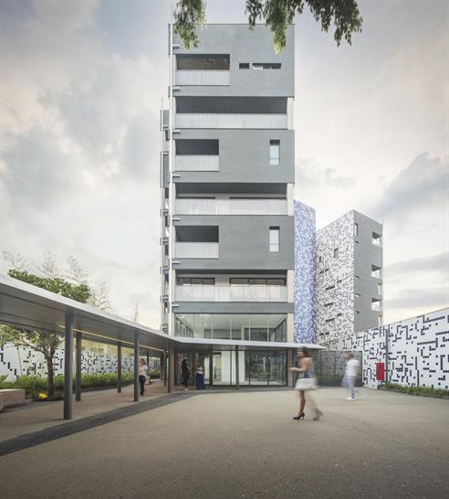 Triptyque Architecture