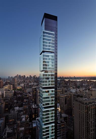 CetraRuddy's portfolio includes the iconic One Madison tower in Manhattan: David Sundberg