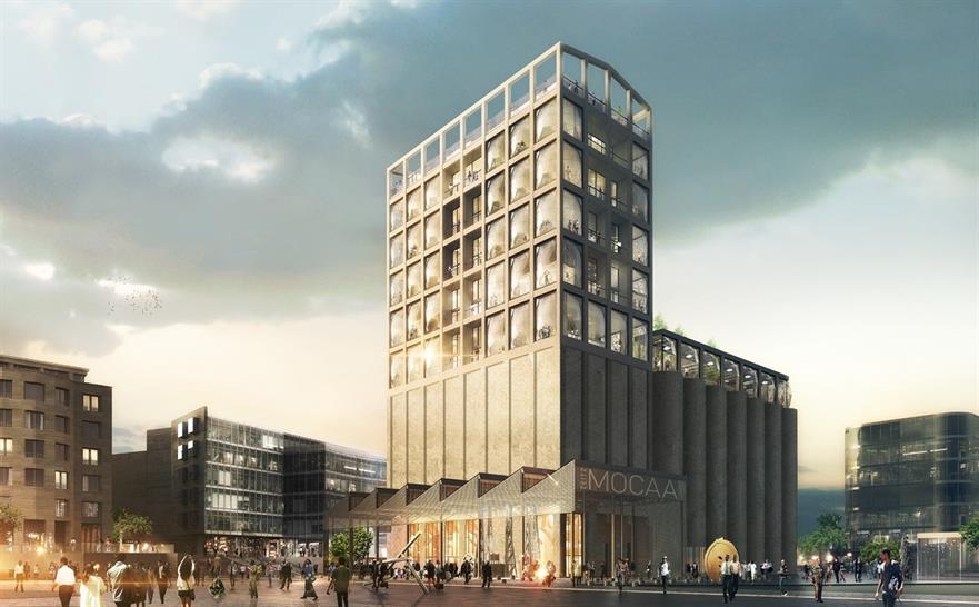"<a href=""https://backstage.worldarchitecturenews.com/wanawards/project/zeitz-mocaa/"" blank""_blank"">ZEITZ MOCAA</a> by © V&A Waterfront & Heatherwick Studio"