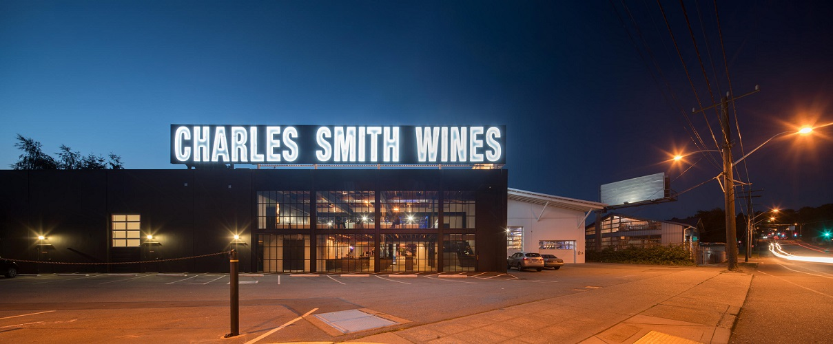 "<a href=""https://backstage.worldarchitecturenews.com/wanawards/project/charles-smith-wines-jet-city-new/"" target=""_blank"">Charles Smith Wines</a> by © Olson Kundig Architects"