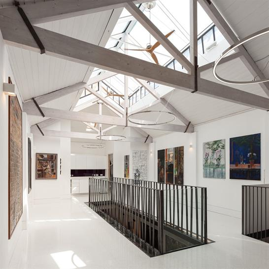 "<a href=""https://backstage.worldarchitecturenews.com/wanawards/project/11-spitalfields-gallery/"" target=""_blank"">11 Spitalfields Gallery</a> by Chris Dyson Architects © Peter Landers"