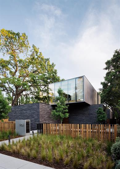 01- Waverley Residence, Palo Alto, California; photo credit: Joe Fletcher.