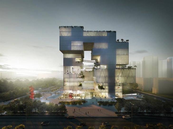 Coldefy & Associates Architectes Urbanistes – ECADI