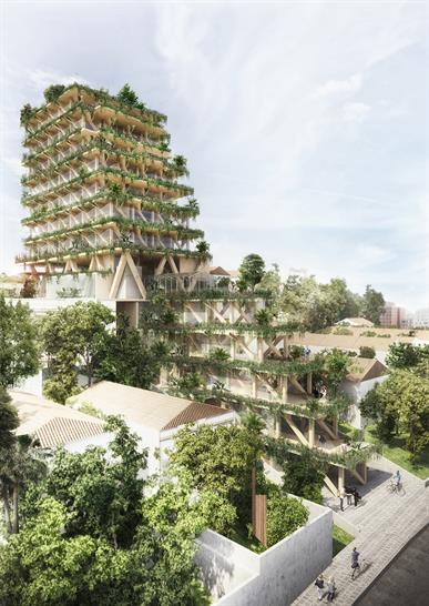 Image credits: Triptyque Architecture