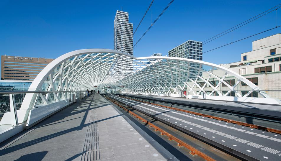"<a href=""https://backstage.worldarchitecturenews.com/wanawards/project/lightrail-station-the-hague/"" target=""_blank"">Lightrail Station The Hague</a> by ZJA Zwarts & Jansma Architects &copy; Bart van Hoek"