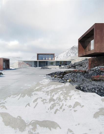 "<a href=""https://backstage.worldarchitecturenews.com/wanawards/project/new-prison-in-nuuk-greenland/"" target=""_blank"">New Prison in Nuuk</a> by © FRIIS & MOLTKE Architects and Schmidt Hammer Lassen Architects"