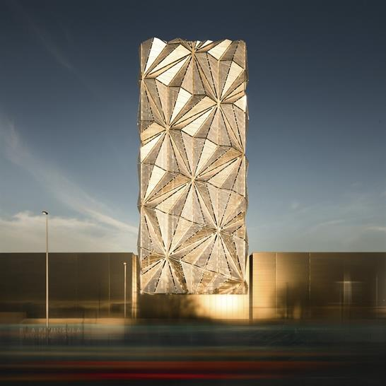 """<a href=""""https://backstage.worldarchitecturenews.com/wanawards/project/greenwich-peninsula-low-carbon-energy-centre/"""" target=""""_blank"""">Greenwich Peninsula Low Carbon Energy Centre</a> by &copy; Greenwich Peninsula Low Carbon Energy Centre"""