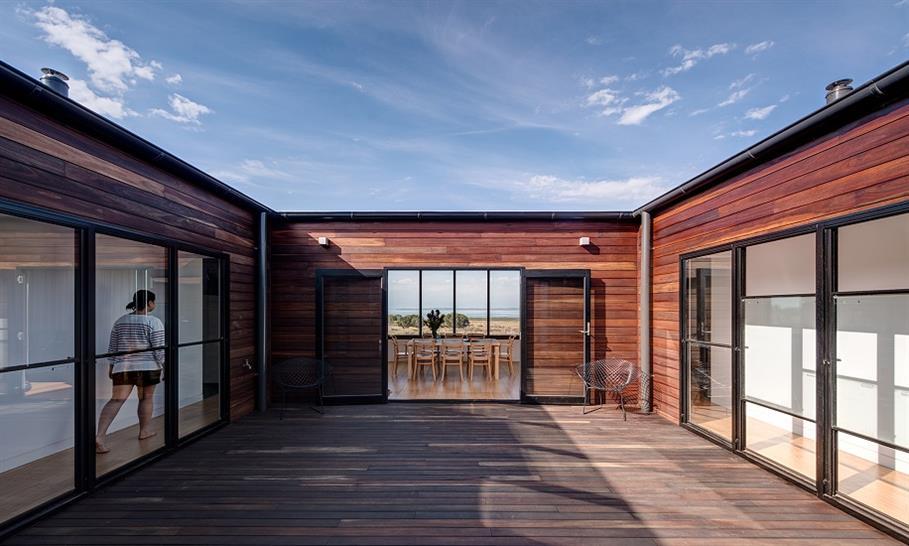 "<a href=""https://backstage.worldarchitecturenews.com/wanawards/project/caravanserai-off-grid-farmhouse/"" target=""_blank"">Caravanserai - Off-grid Farmhouse</a> by Lai Cheong Brown © Jaime Diaz-Berrio"
