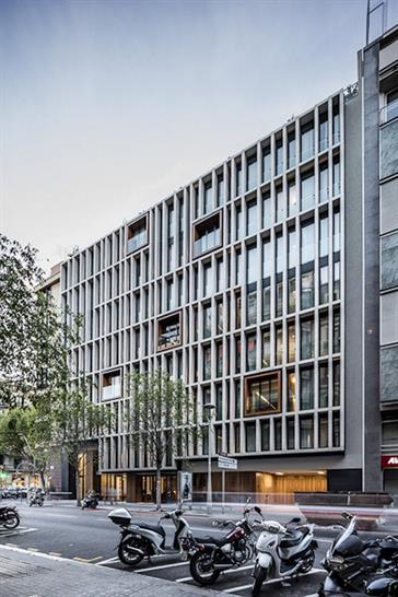"<a href=""https://backstage.worldarchitecturenews.com/wanawards/project/hotel-ohla-eixample/"" target=""_blank"">Hotel Ohla Eixample</a> by &copy; Estudi Isern Associats"
