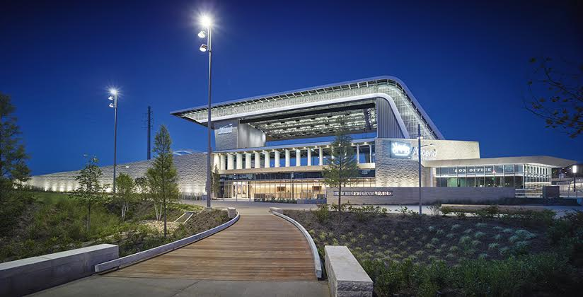 """<a href=""""https://backstage.worldarchitecturenews.com/wanawards/project/ascend-amphitheater-new/"""" target=""""_blank"""">Ascend Amphitheatre</a> by Hodgetts + Fung and Smith Gee Studio © Matthew Carbone"""