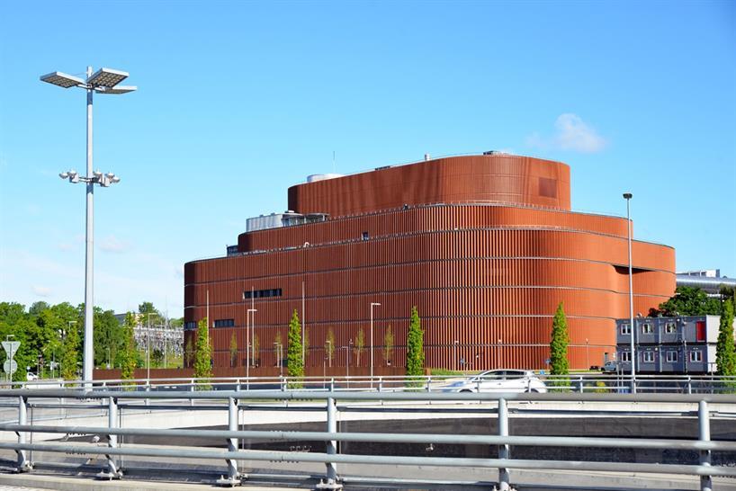 "<a href=""https://backstage.worldarchitecturenews.com/wanawards/project/v-rtaverket/"" target=""_blank"">Värtaverket</a> by Gottlieb Paludan Architects and Urban Design AB © Erik Jarlöv / Urban Design"