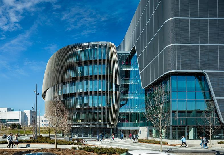 """<a href=""""https://backstage.worldarchitecturenews.com/wanawards/project/interdisciplinary-science-and-engineering-complex/"""" target=""""_blank"""">Interdisciplinary Science and Engineering Complex</a> by © Payette"""