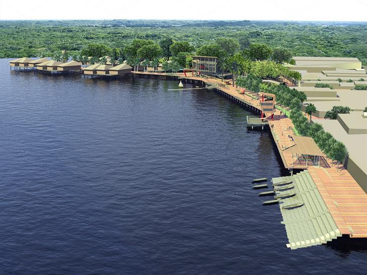 "<a href=""https://backstage.worldarchitecturenews.com/wanawards/project/yarinacocha-lakeside-promenade-port-renewal/"" target=""_blank"">Yarinacocha Lakeside Promenade & Port Renewal</a> by &copy; URVIA corporacion andina de urbanistas"