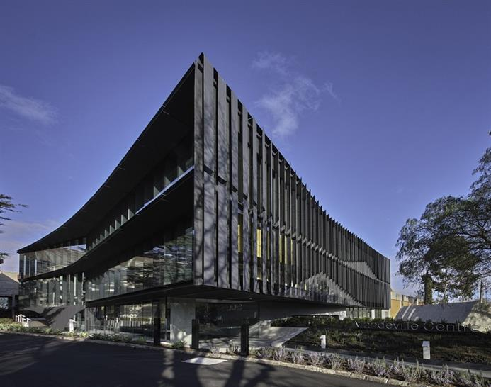 "<a href=""https://backstage.worldarchitecturenews.com/wanawards/project/mandeville-centre-loreto-toorak/"" target=""_blank"">Mandeville Centre</a> by &copy; Architectus"