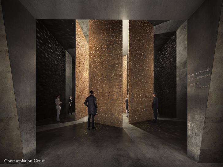 Adjaye Associates and Ron Arad Architects