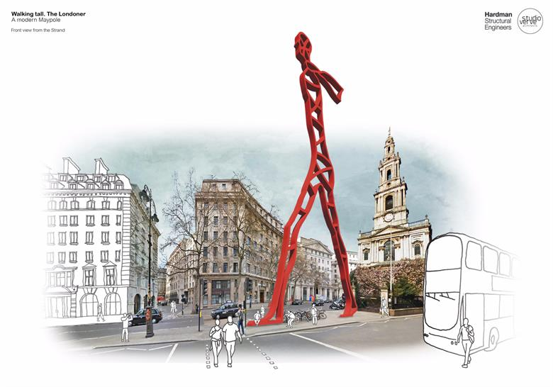 Walking Tall – The Londoner by Hardman Structural Engineers and Studio Verve