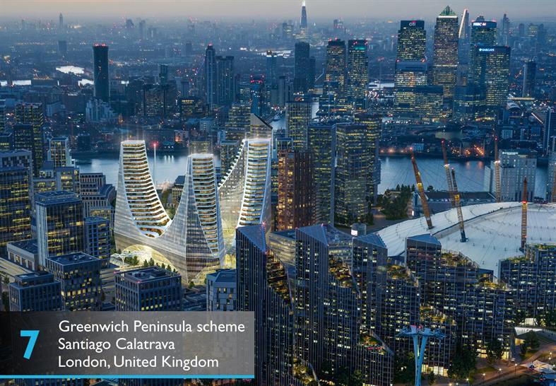 "<a href=""http://www.worldarchitecturenews.com/project/2017/27523/santiago-calatrava/greenwich-peninsula-scheme-in-london.html"" target=""_blank"">Greenwich Peninsula scheme, Santiago Calatrava</a>"