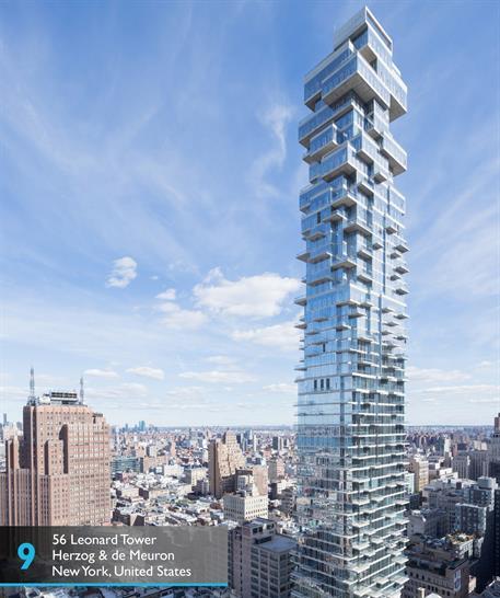 "<a href=""http://www.worldarchitecturenews.com/project/2017/27791/herzog-de-meuron/56-leonard-tower-in-new-york.html"" target=""_blank"">56 Leonard Tower, Herzog & de Meuron</a> &copy; Iwan Baan"