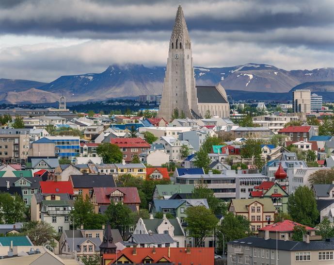 Reykjavik credit Ragnar Th. 1