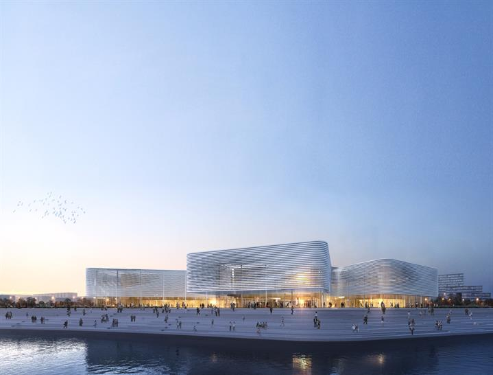 SHL - West Bund Waterfront Theatre Shanghai