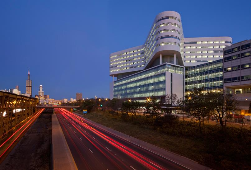 PW - Rush U Medical Center © James Steinkamp