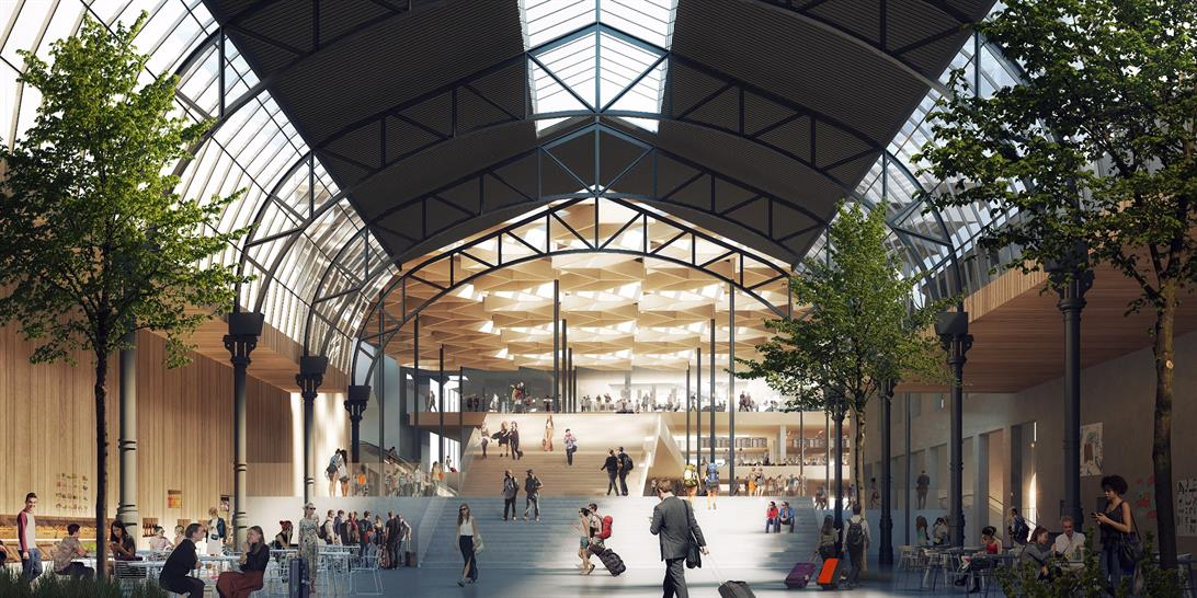 Reiulf Ramstad Architects & C.F Møller Arkitekter