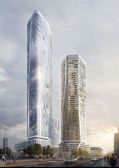UNStudio, HPP Architects
