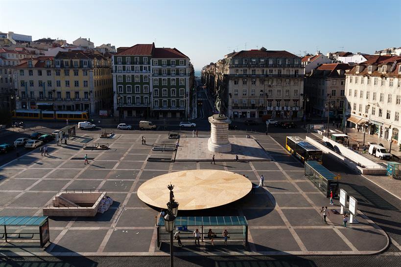 Lisbon, Portugal. Rafael Gamo