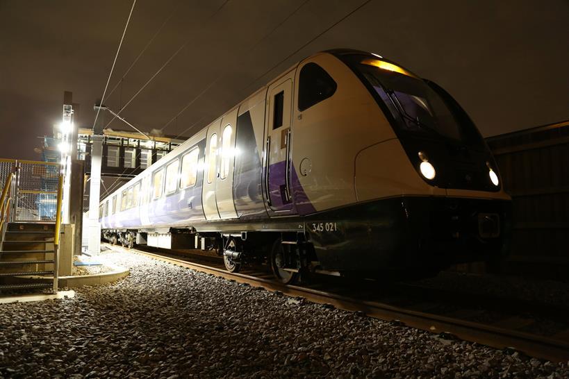 Crossrail Limited, Transport for London (TfL)