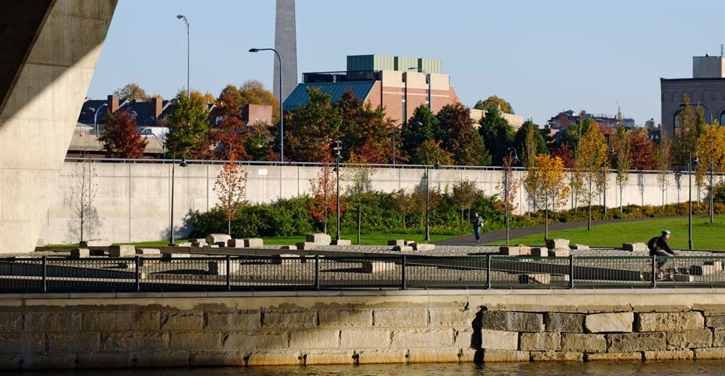 """<a href=""""https://backstage.worldarchitecturenews.com/wanawards/project/north-bank-bridge-park-reclaiming-a-post-industrial-riverfront/"""" target=""""_blank"""">North Bank Bridge Park: Reclaiming a Post Industrial Riverfront</a> &copy; CRJA-IBI Group"""