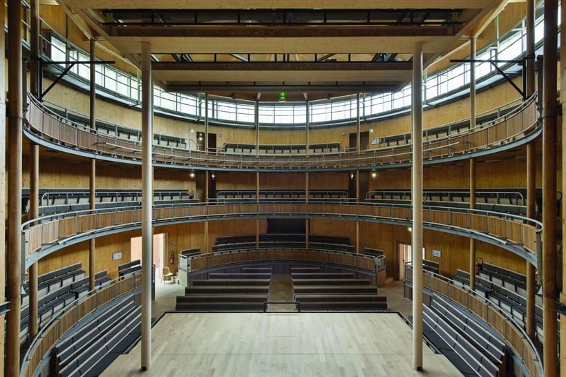 "<a href=""https://backstage.worldarchitecturenews.com/wanawards/project/hardelot-elizabethan-theatre/"" target=""_blank"">Hardelot Elizabethan Theatre</a> by &copy; Studio Andrew Todd"