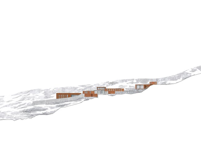 "<a href=""https://backstage.worldarchitecturenews.com/wanawards/project/new-prison-in-nuuk-greenland/"" target=""_blank"">New Prison in Nuuk</a> by &copy; FRIIS & MOLTKE Architects and Schmidt Hammer Lassen Architects"