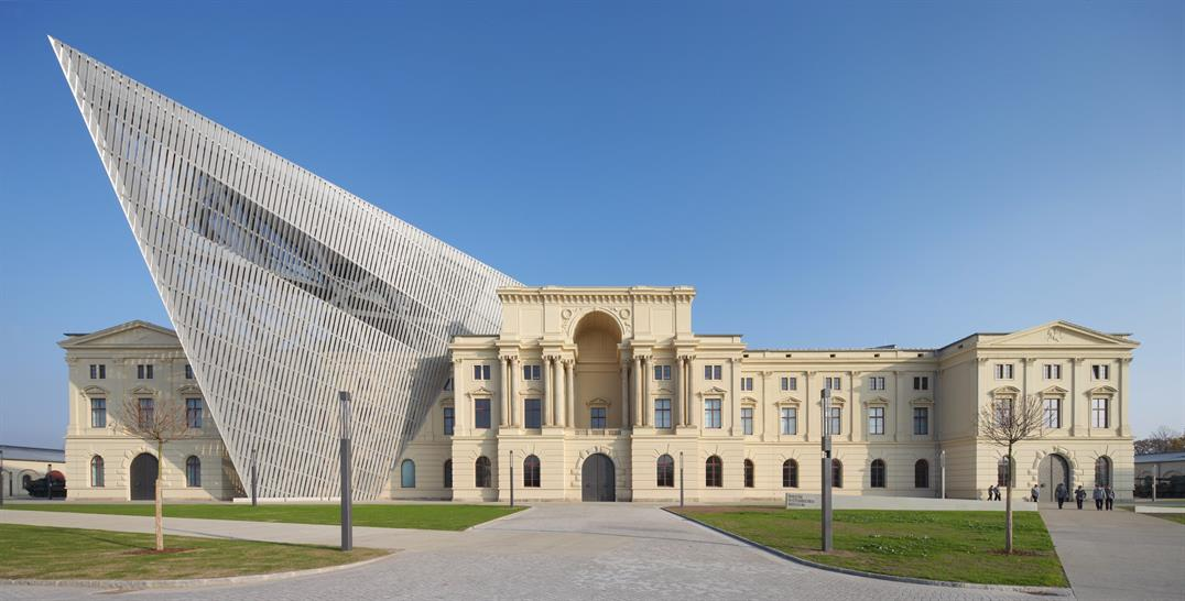 Military History Museum_Dresden © Hufton+Crow Photography