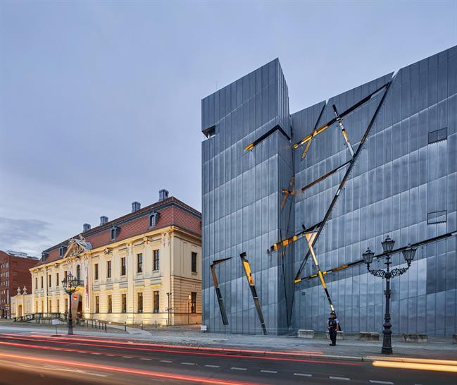 Jewish Museum Berlin © Hufton+Crow