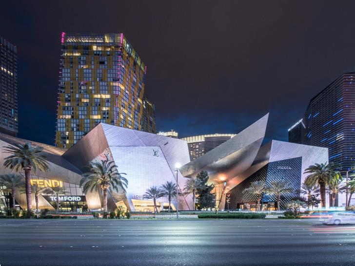 Crystals - Las Vegas © Alex Fradkin