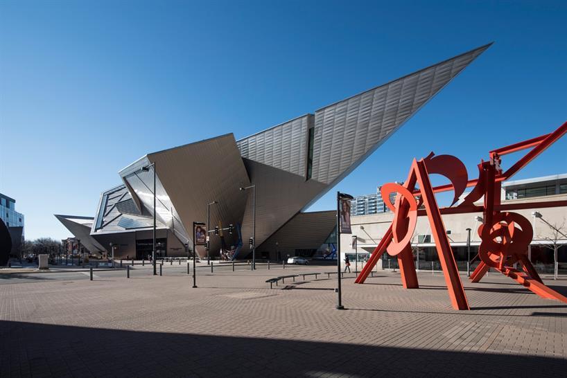 Denver Art Museum © Alex Fradkin