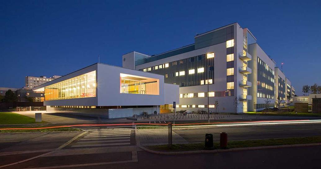 Akershus University Hospital New Ahus C.F. MØLLER ARCHITECTS