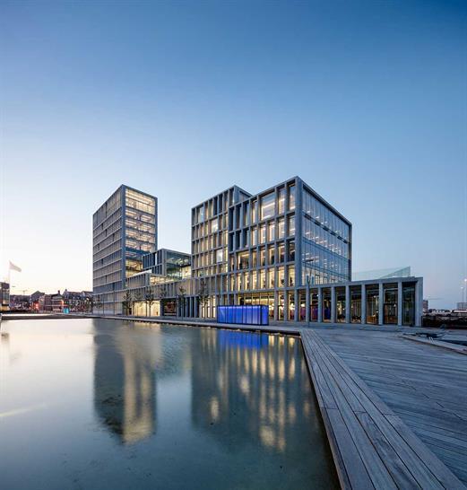 Bestseller Office Complex C.F. MØLLER ARCHITECTS