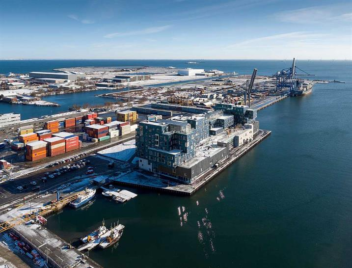 Copenhagen International School Nordhavn C.F. MØLLER ARCHITECTS