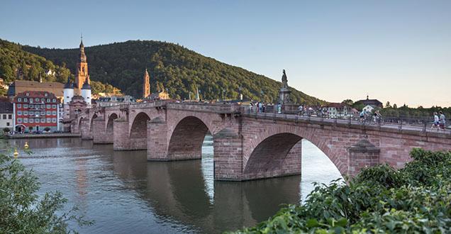 Heidelberg by Diemer