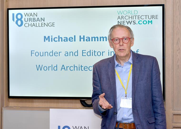 World Architecture News, Urban Challenge 18